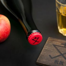 Alde cider bottle cap